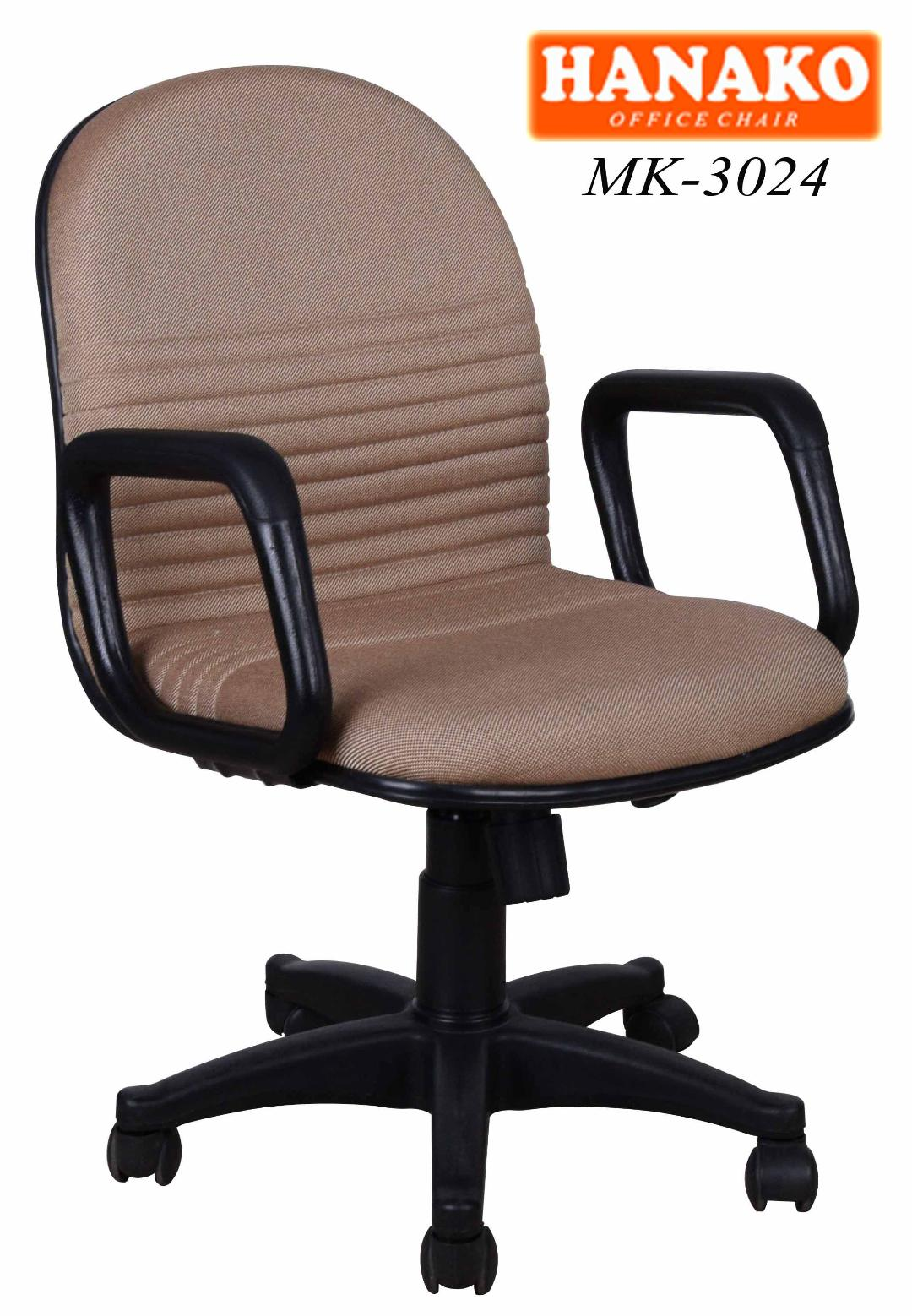 MK 3024 - Kursi kantor Hanako MK-3024