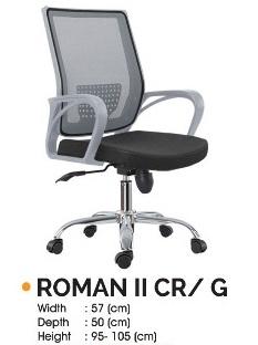 Roman II CR G - Kursi Kantor Ichiko Roman II CR/G