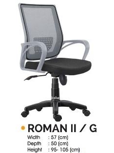 Roman II G - Kursi Kantor Ichiko Roman II/G